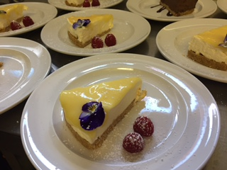 Devon business and corporate marquee caterers