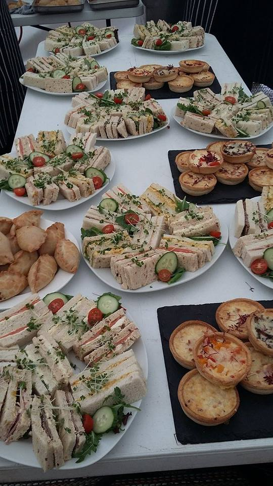 Tavistock Wedding Caterers