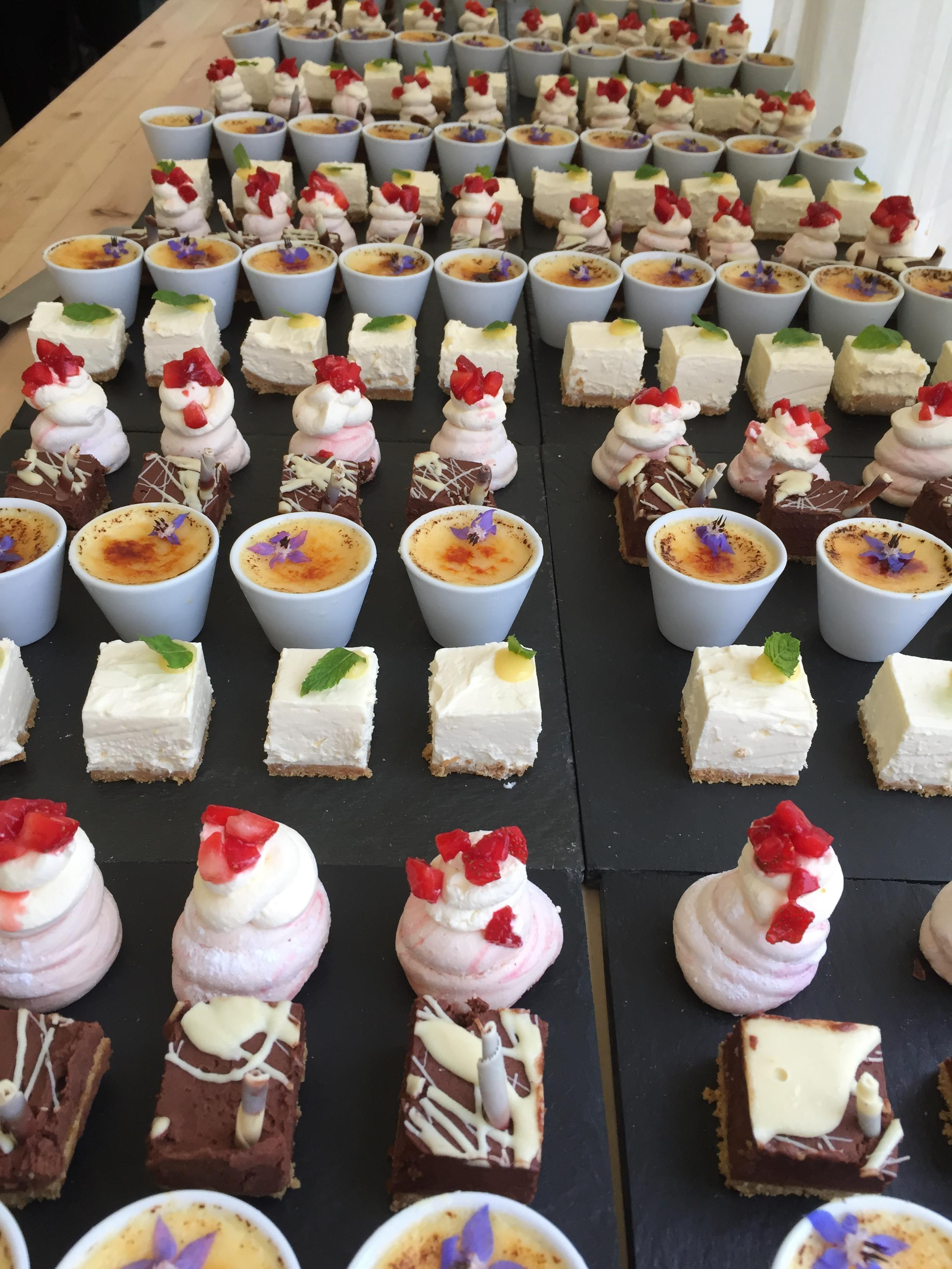 Wedding caterer midweek