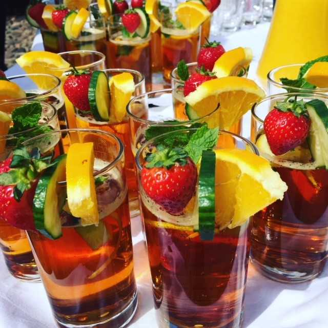 Exeter business caterers