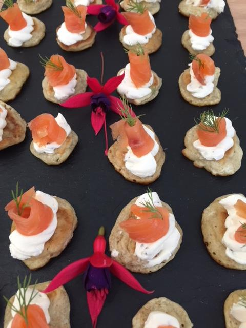 MArquee catering Devon Cornwall