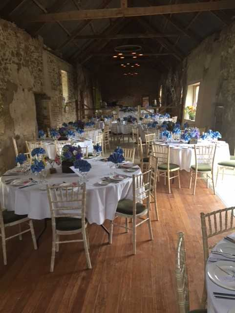 Midweek wedding caterers devon
