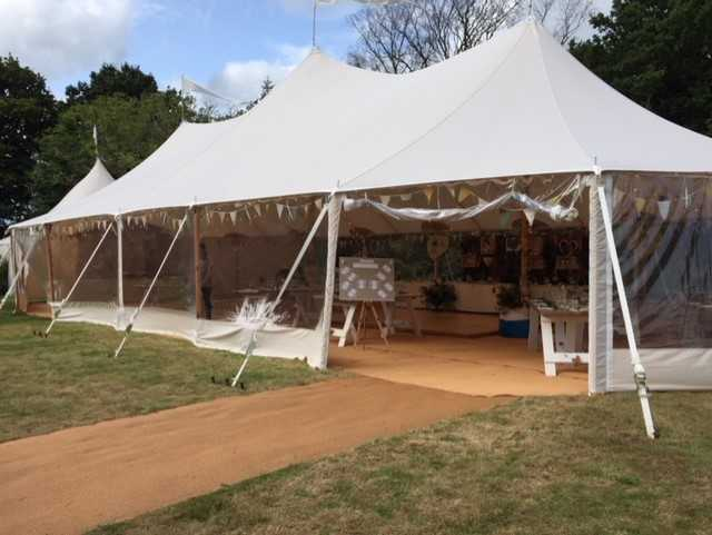 Marquee catering devon and Cornwall