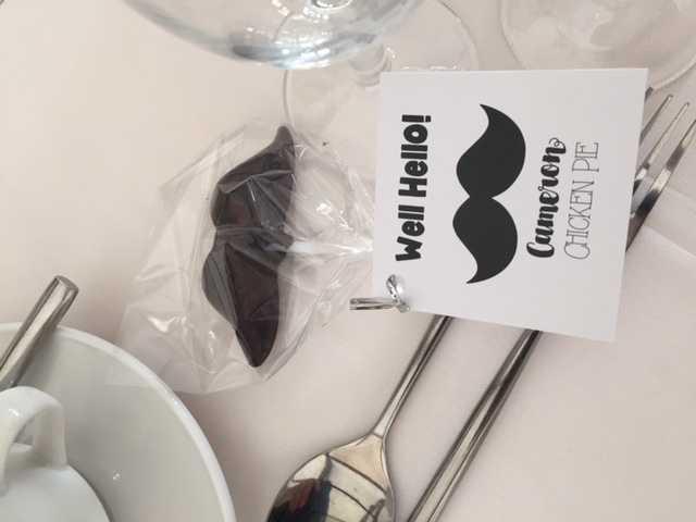 Devon caterers event
