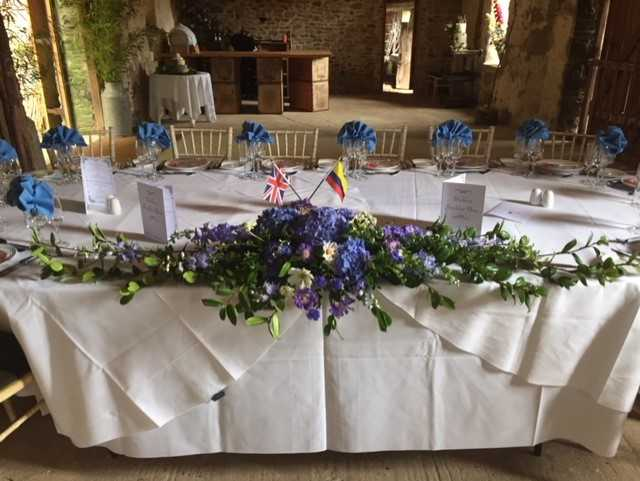 Premium caterers Devon and Cornwall