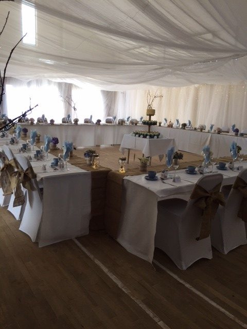 Bude wedding caterers