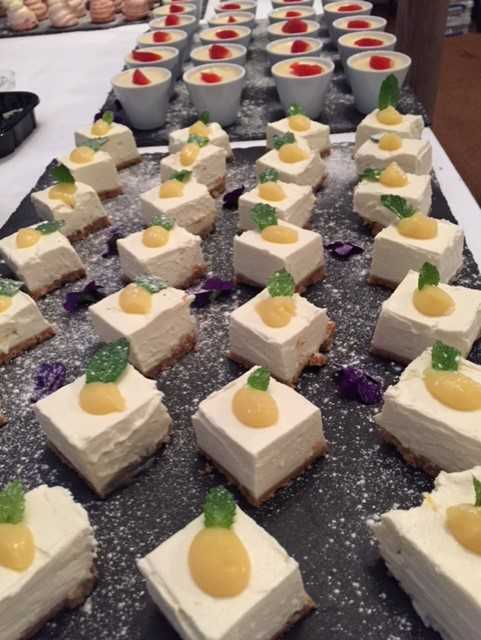 Wed wedding caterers