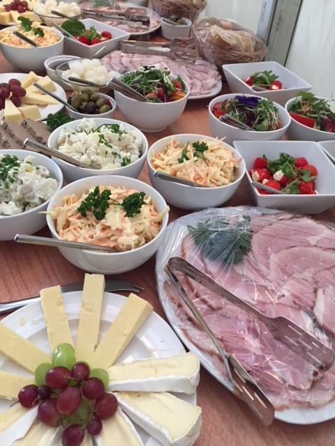 Devon Cornwall corporate caterers