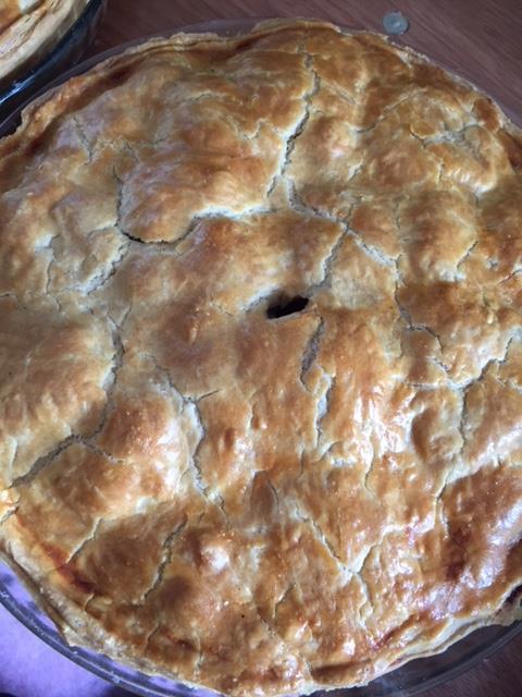 Cornwall Pasty Pie