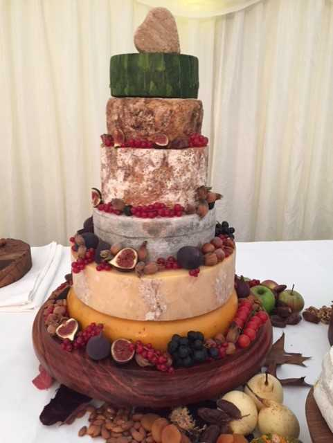 Devon wedding caterers