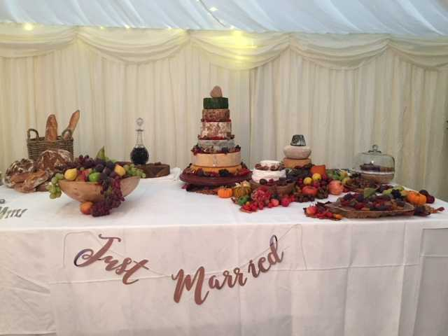 Devon marquee catering Hatch