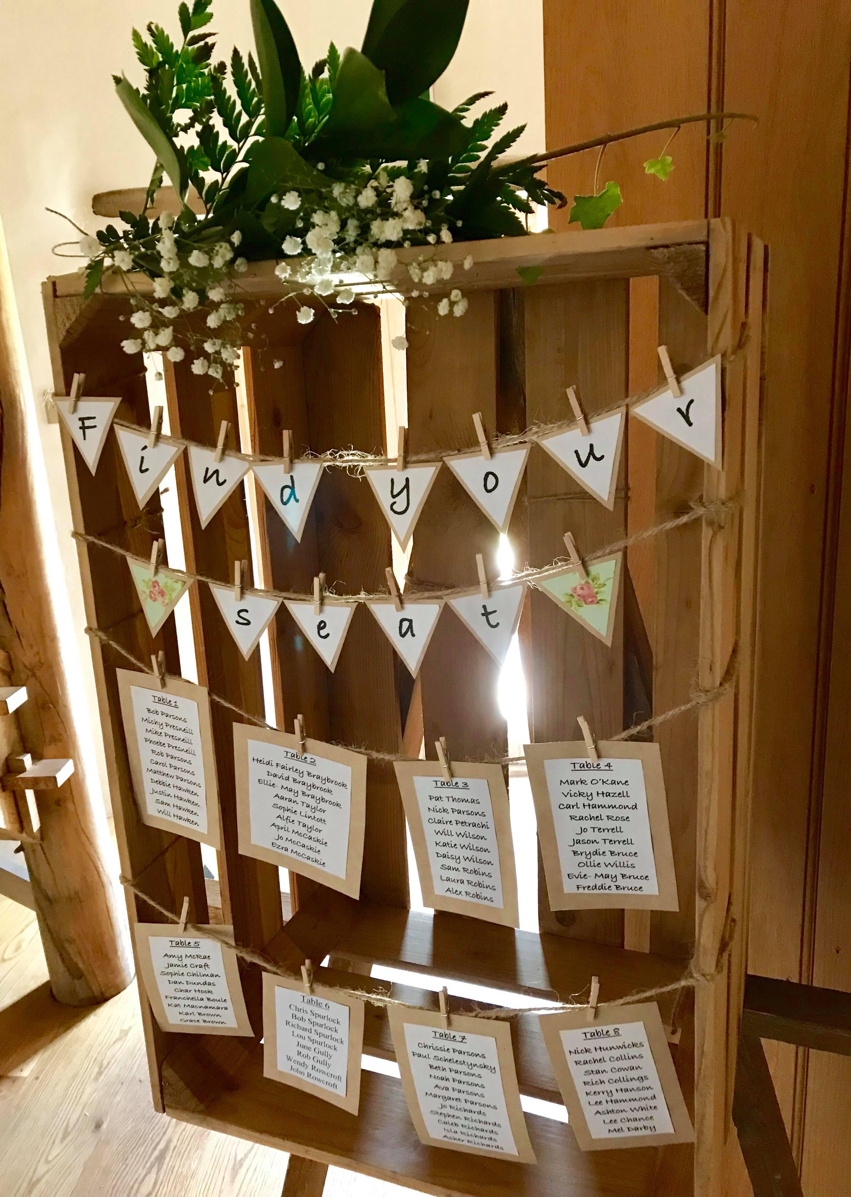 Elopement Wedding Catering