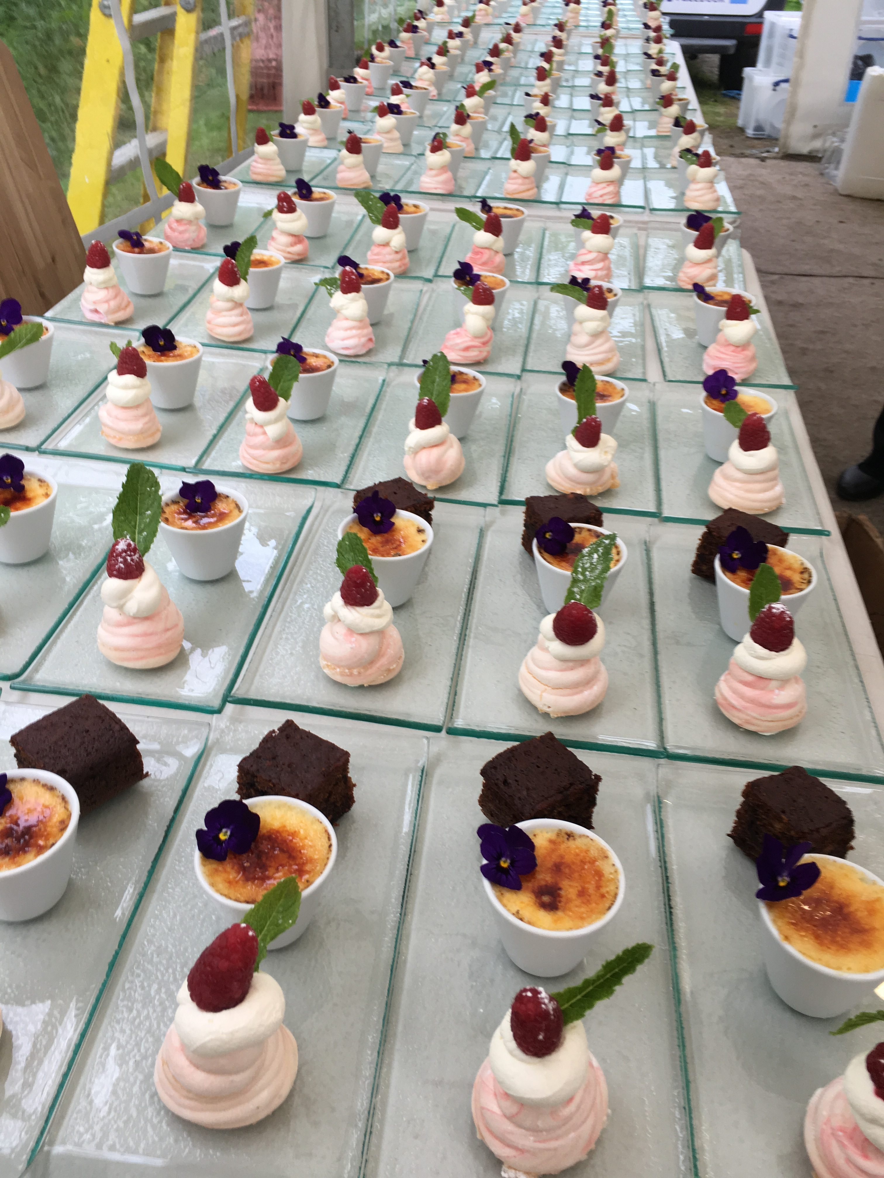 Marquee Wedding Caterers