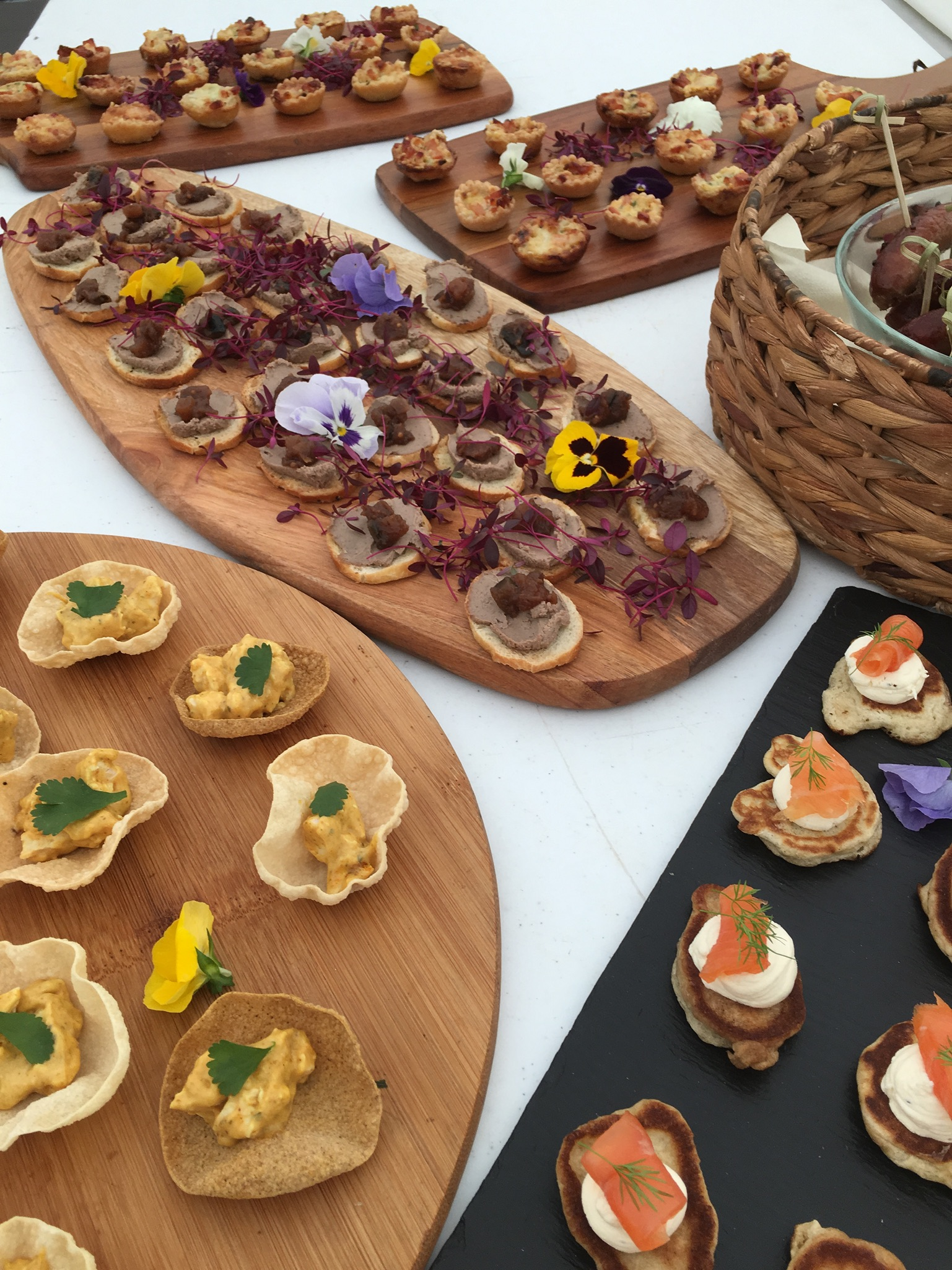 Exeter Corporate Caterers