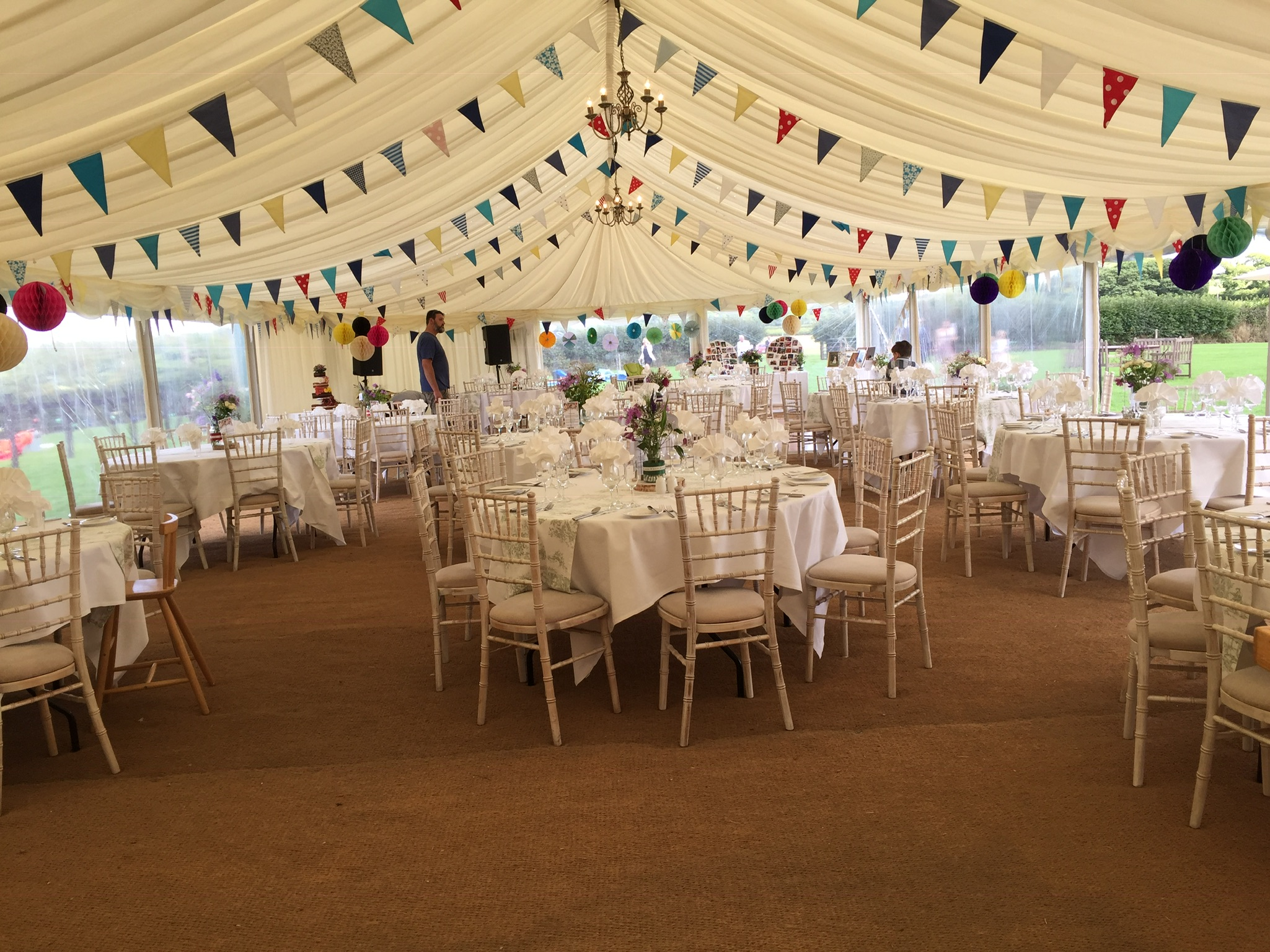 Barn Wedding Caterers