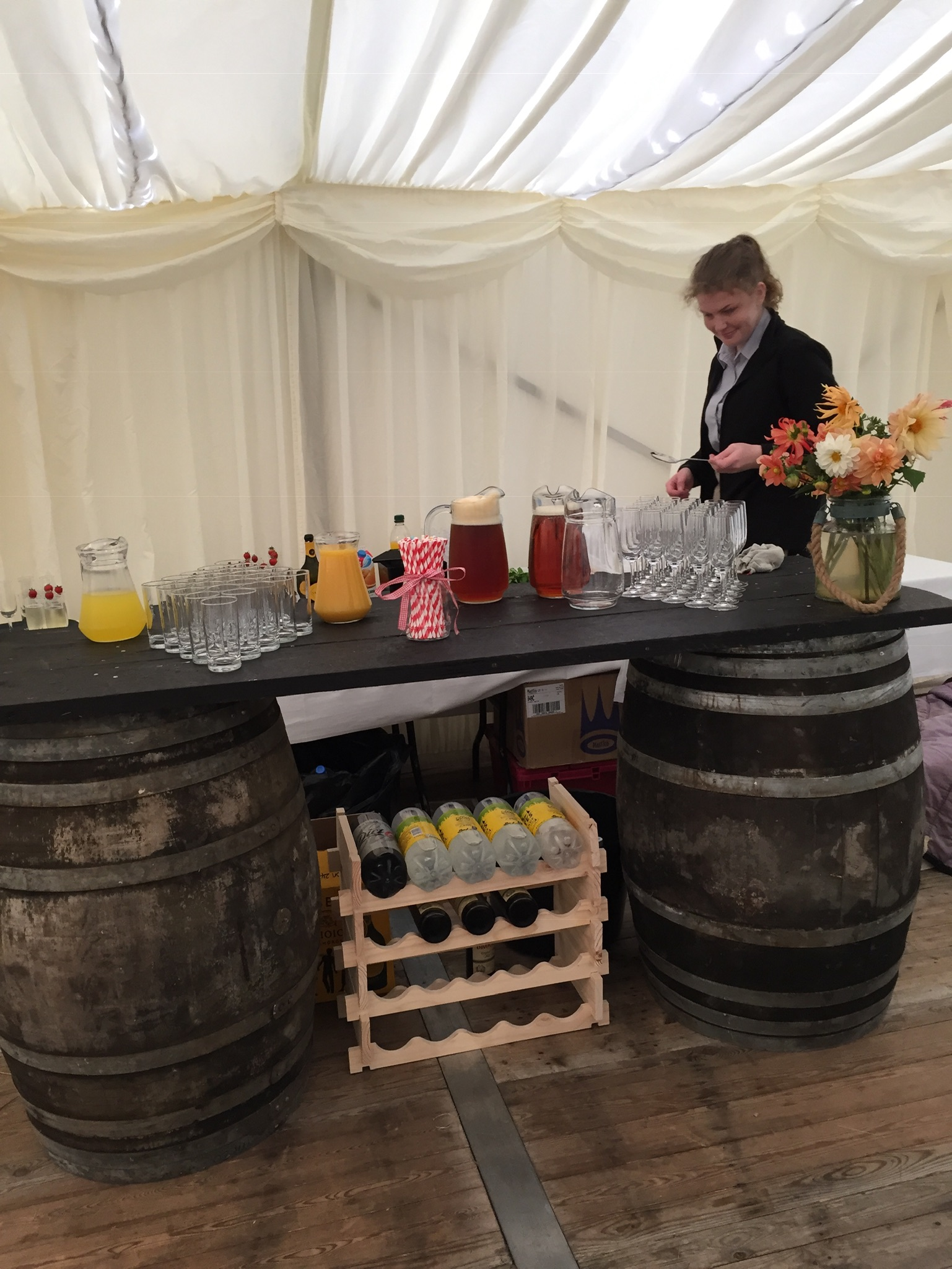 Tavistock Wedding Caterers