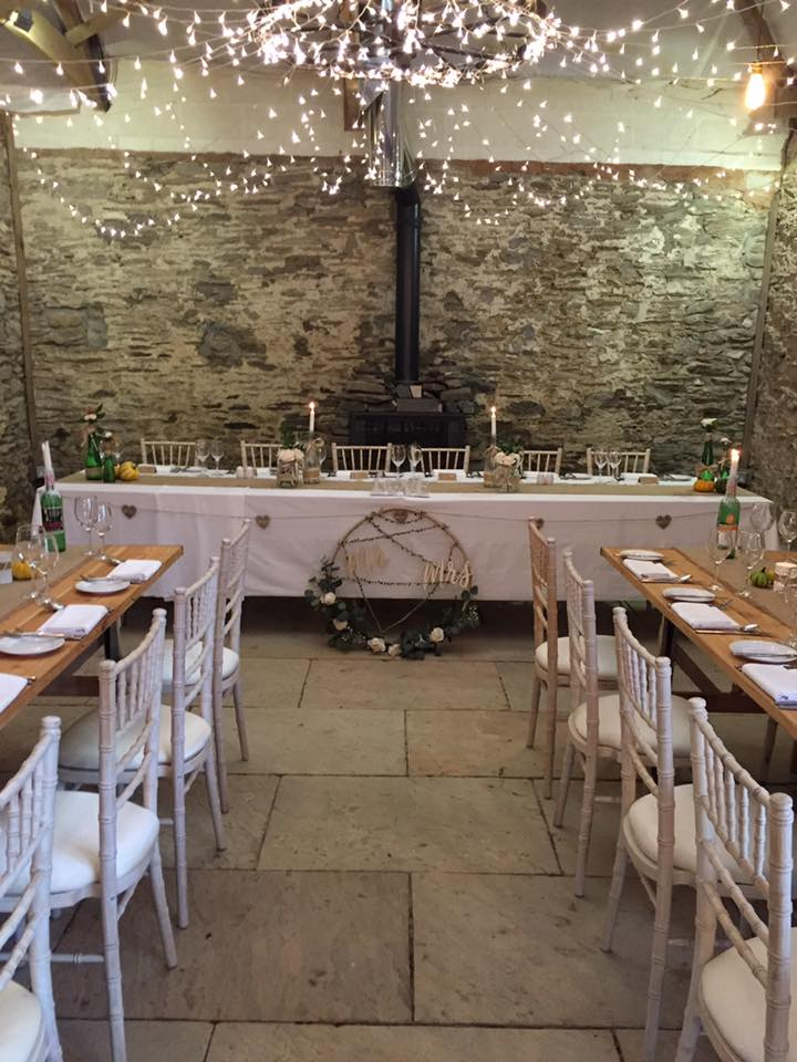 Crediton Wedding Caterers