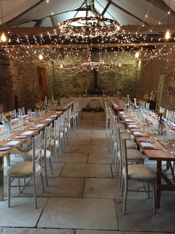 Devon Wedding Caterers
