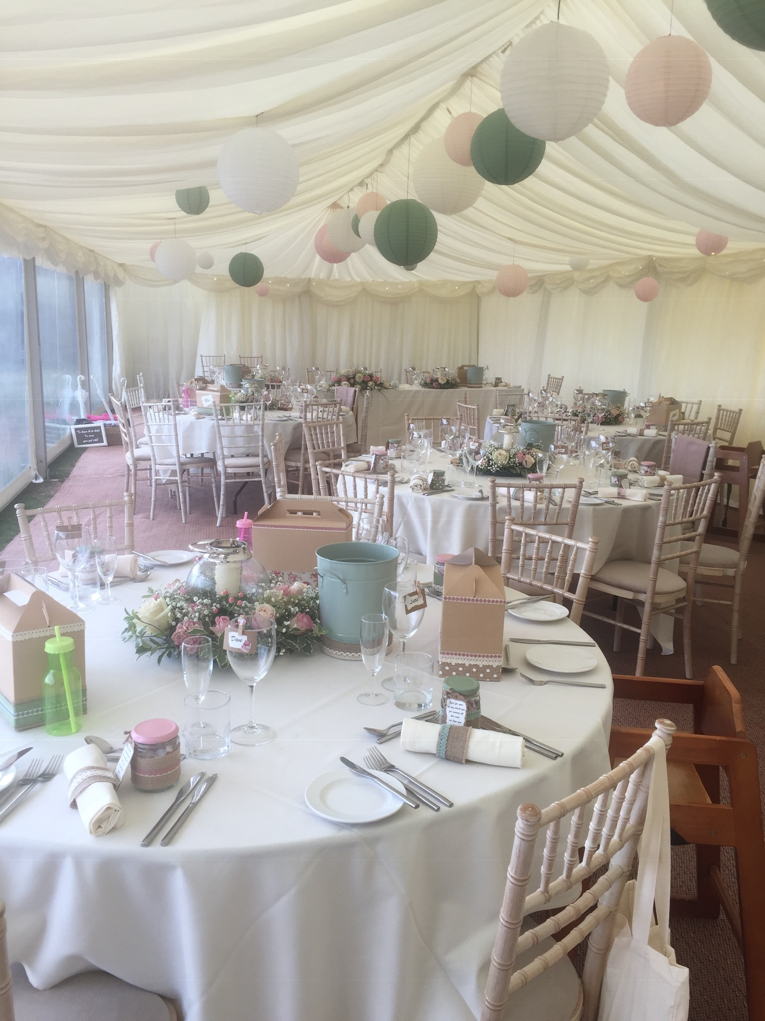 Exeter Wedding Catering