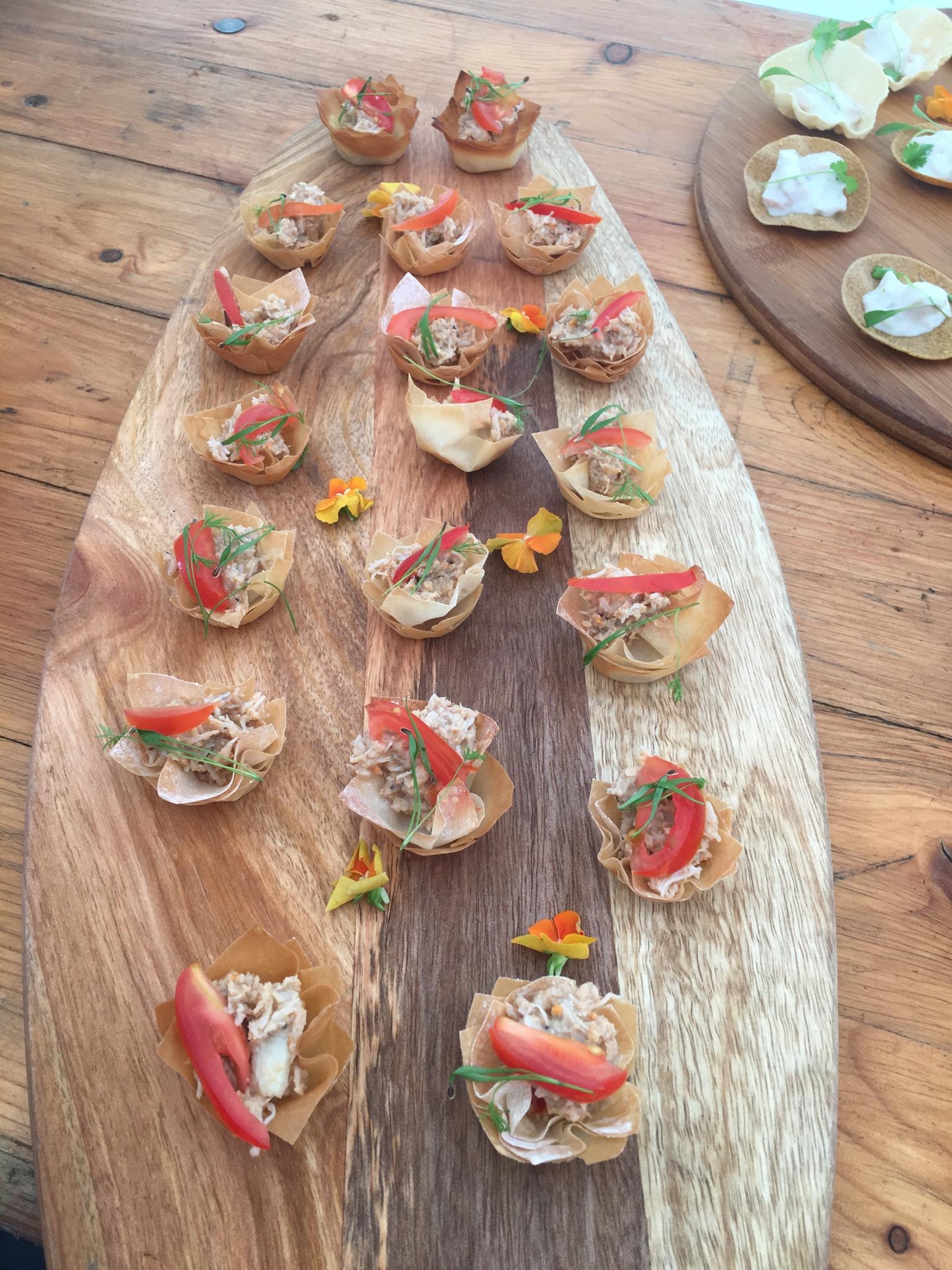Launcells Barton Wedding Caterers