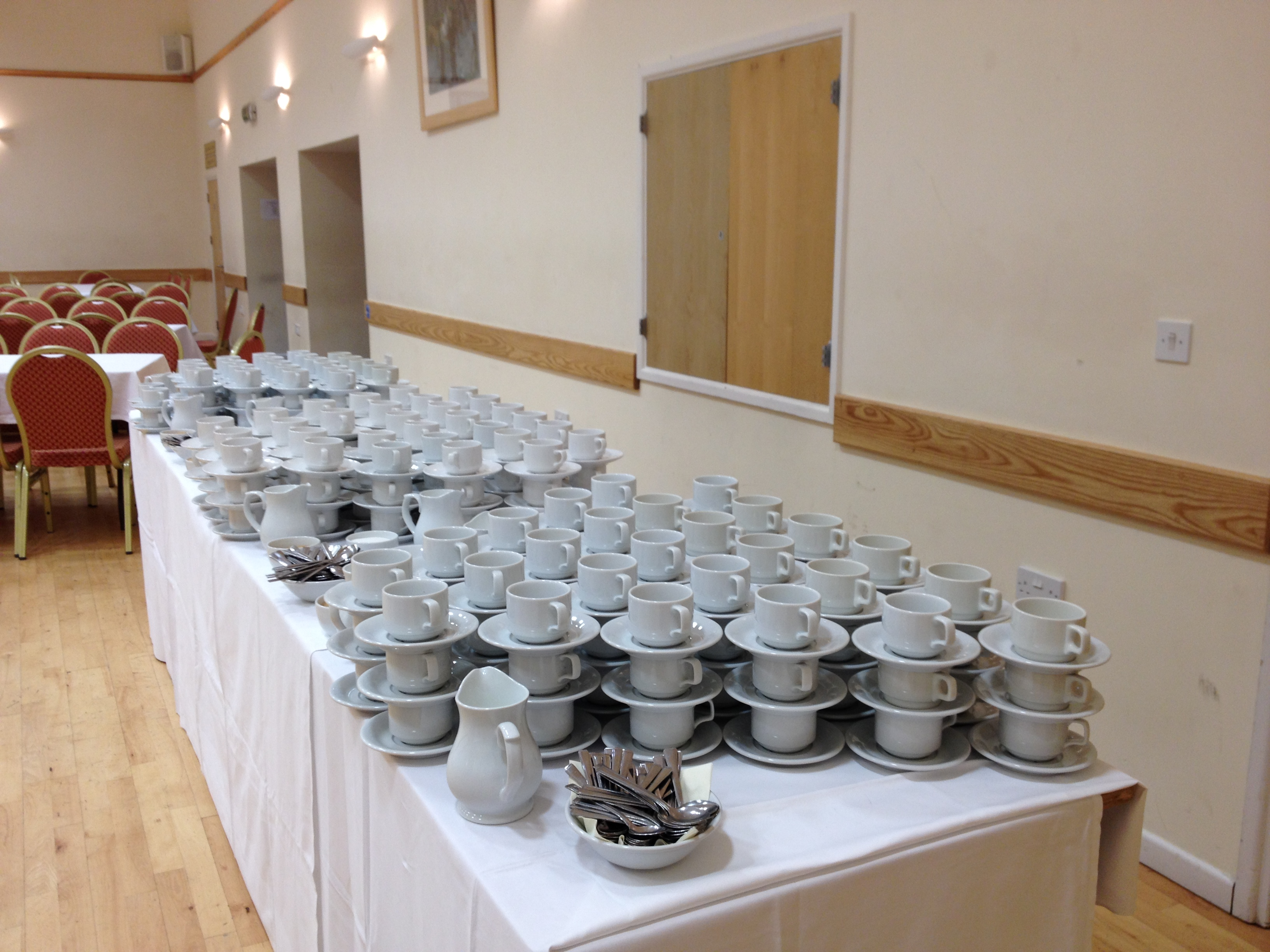 Devon Funeral Caterers
