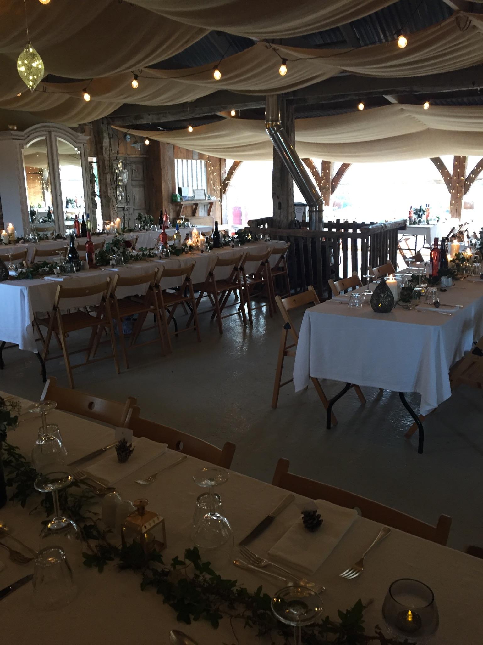 Midweek Wedding Caterers