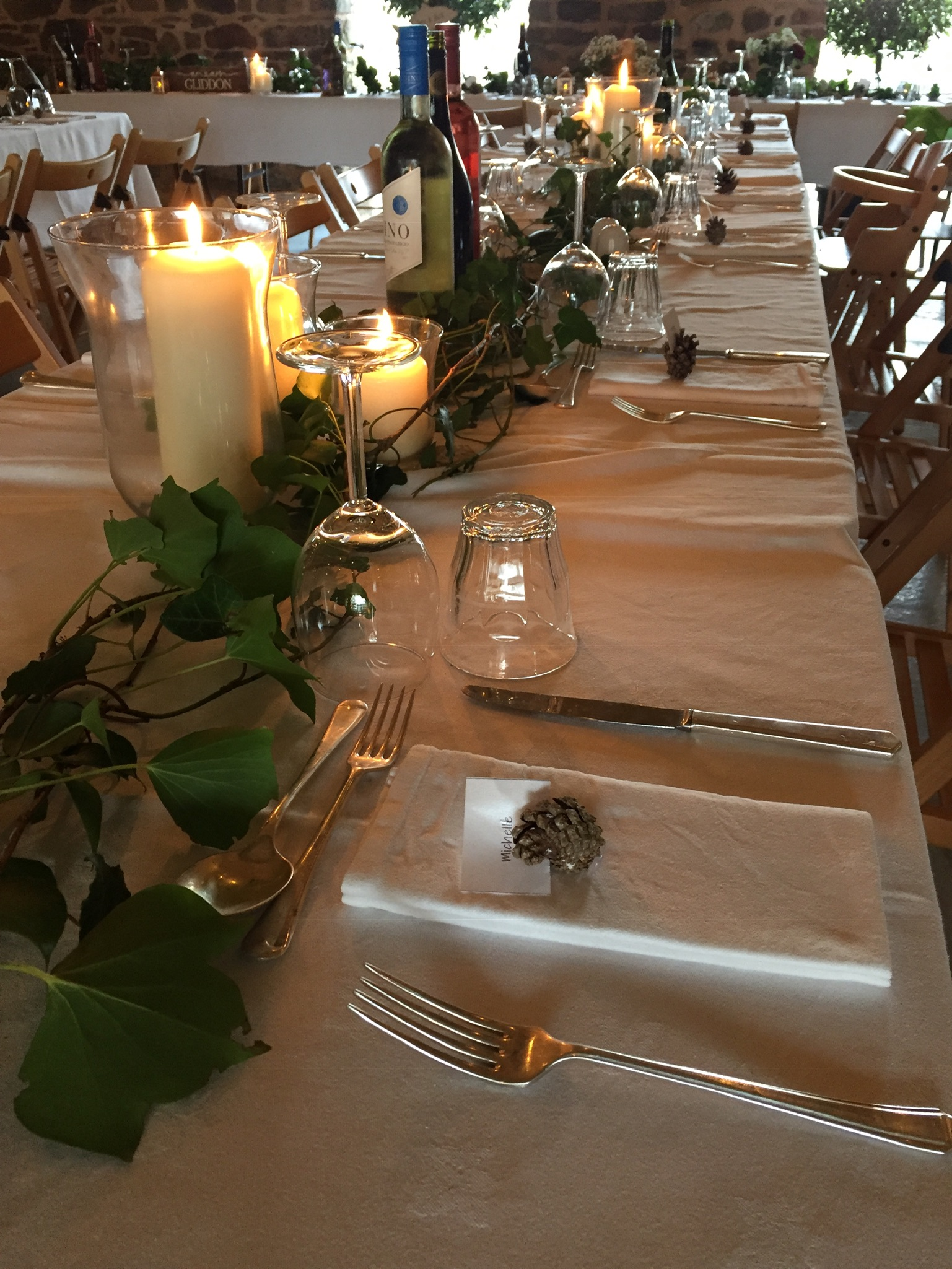 Winter Wedding Catering