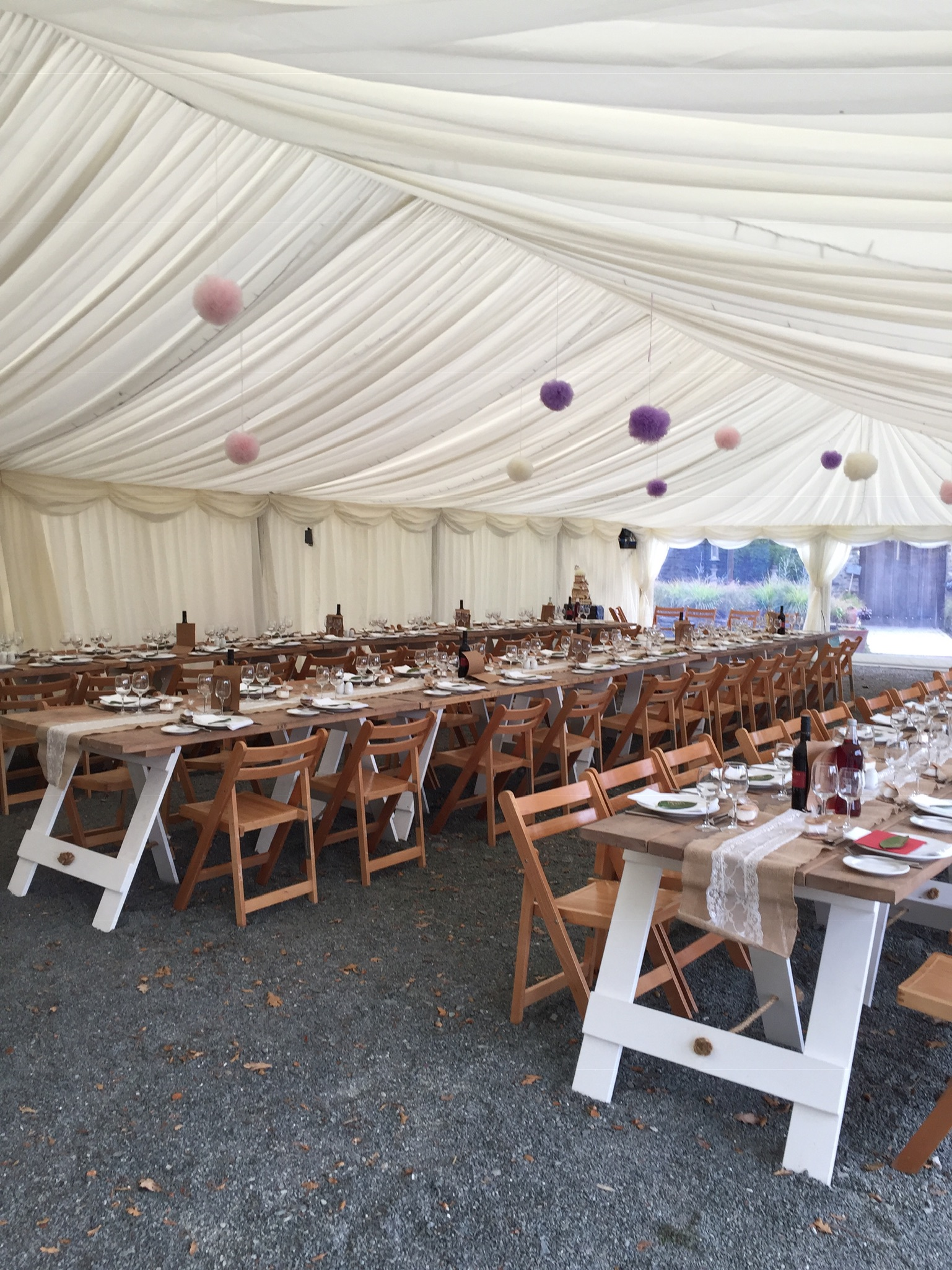 Devon Wedding Catering