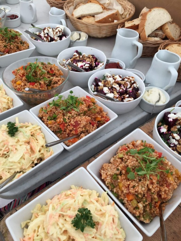 Devon Event Business caterers, Cornwall Wedding caterers