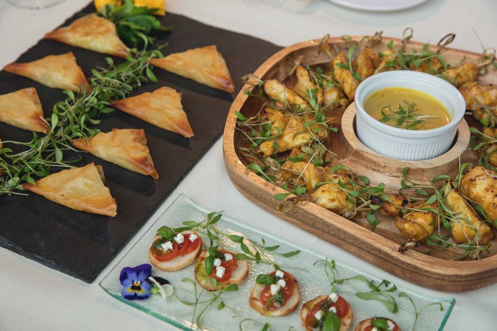 Corporate Event Catering Devon, Cornwall Wedding caterers