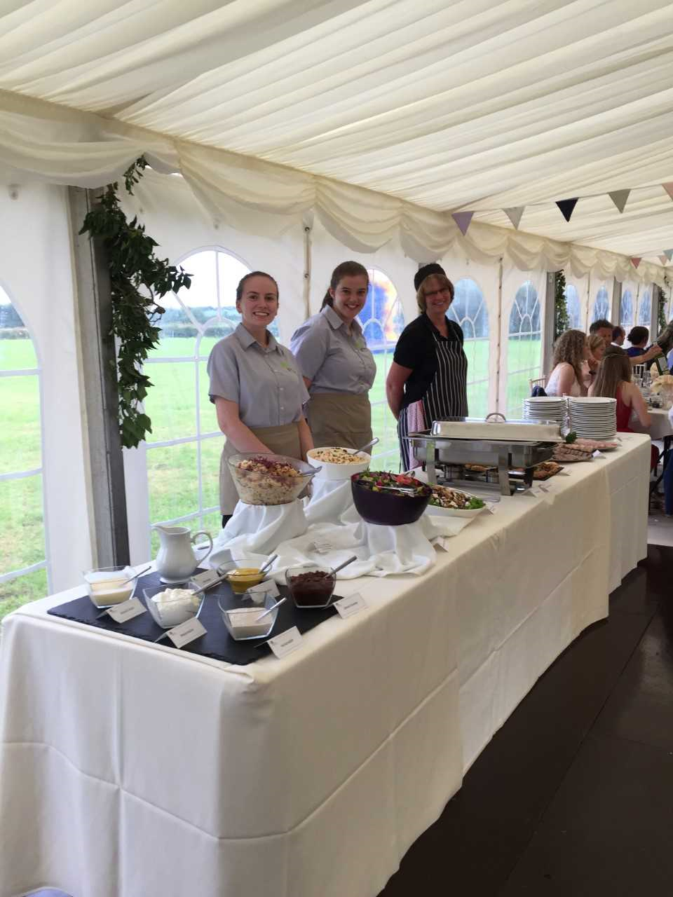 Tavistock Party Caterers, Devon party caterers, catering near me