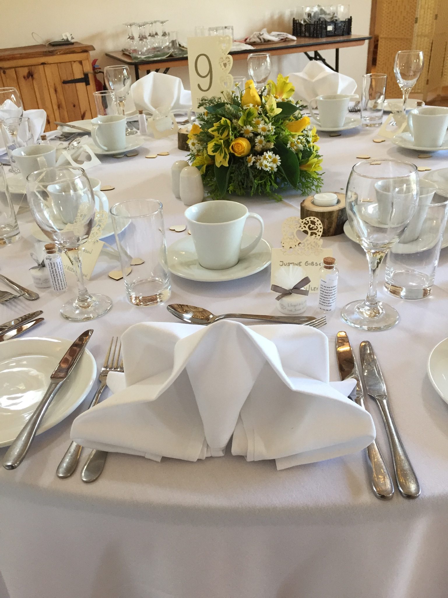 Stress Free Wedding Catering