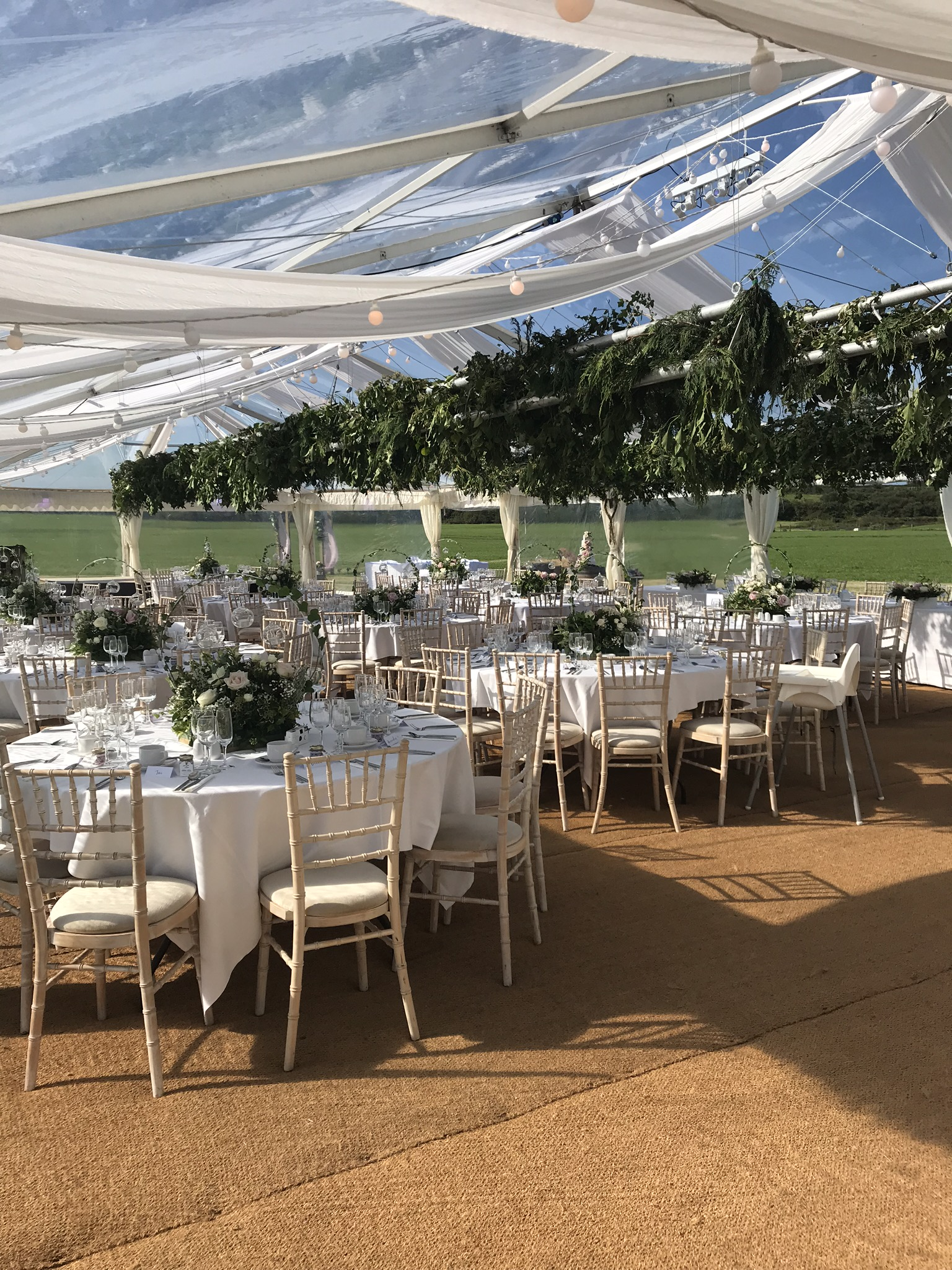 Launcells Barton Wedding Caterers