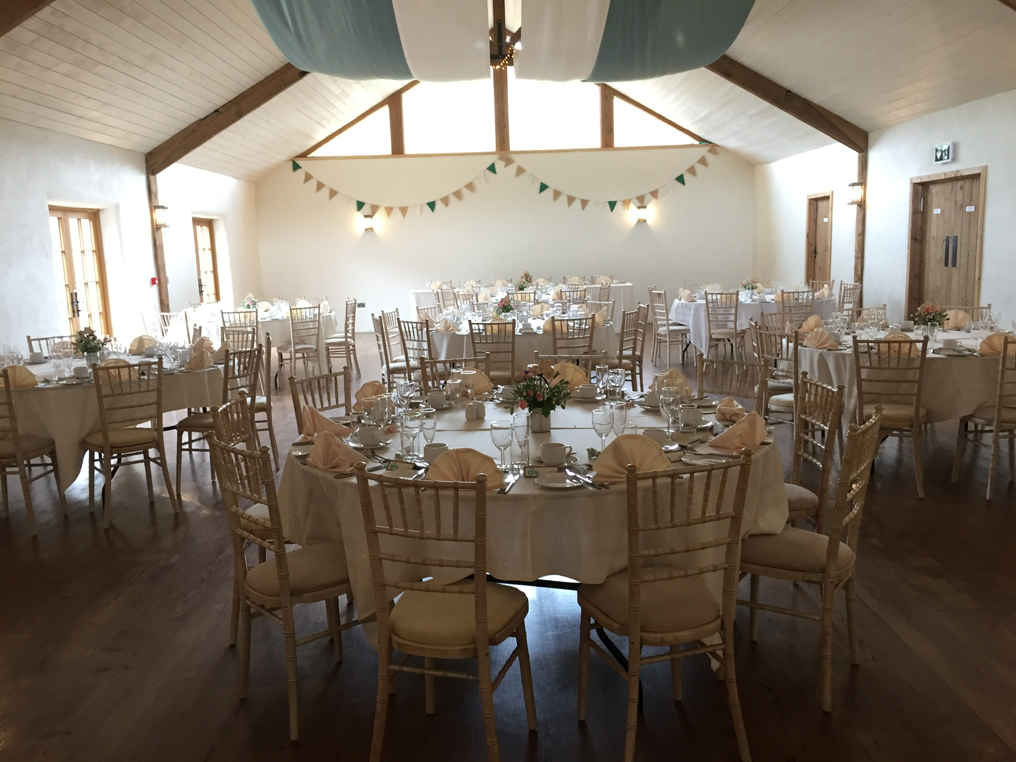 Oak Barn Wedding Caterers