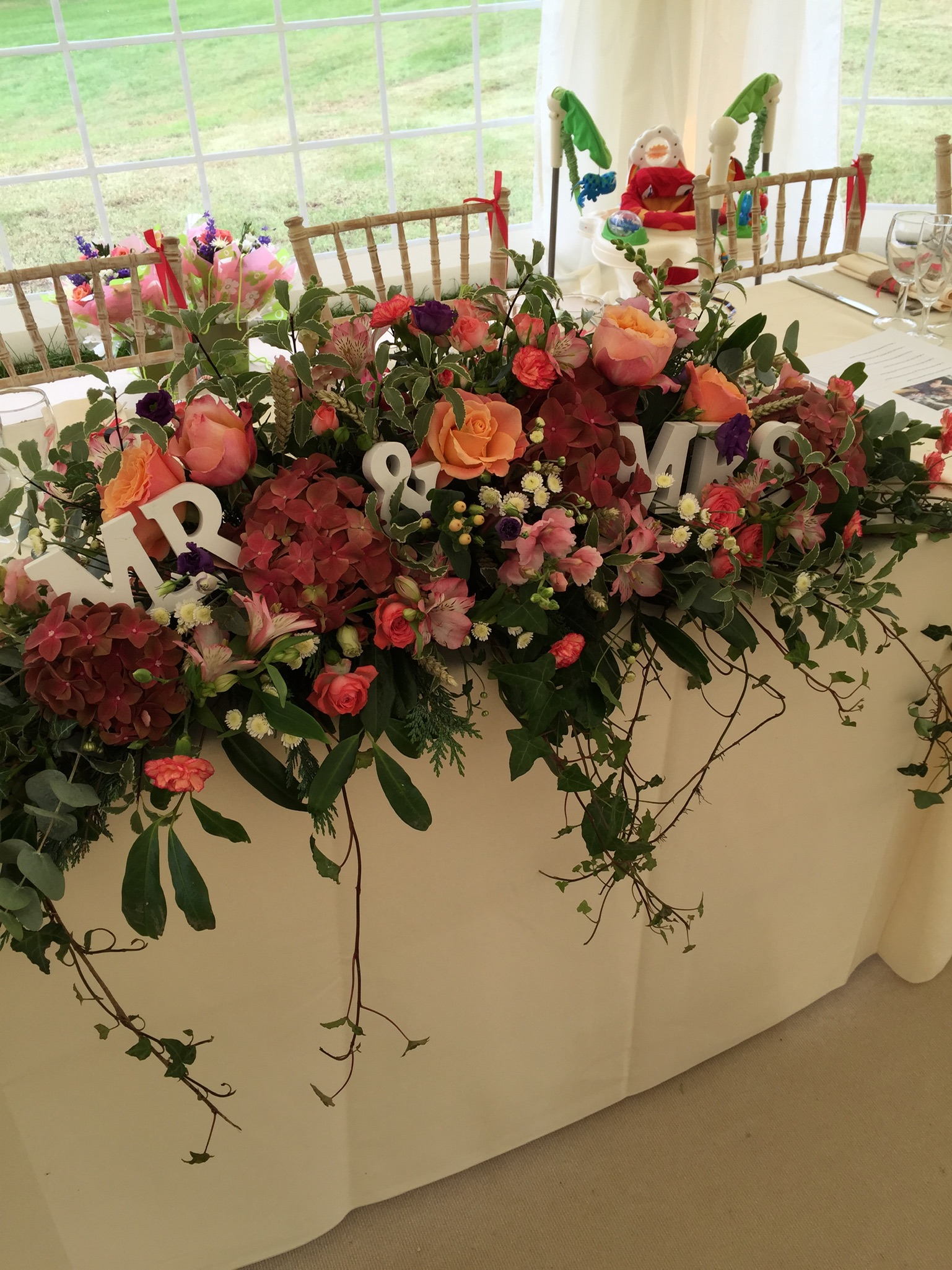 Harefield Barn Caterers, Bude wedding caterers, country wedding caterers Devon