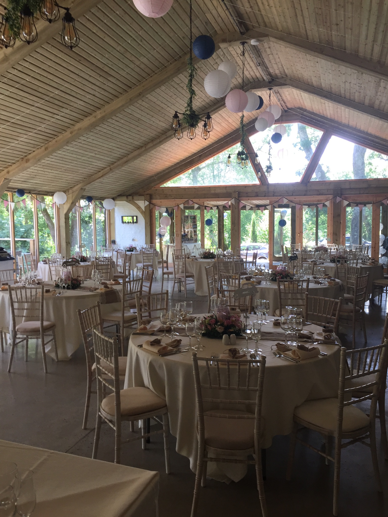 Barn Wedding Catering