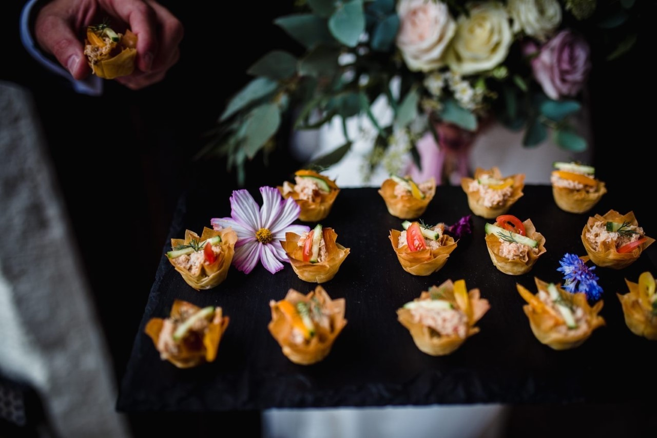 event caterers devon, cornwall wedding caterers